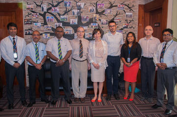 Spectra, Centre of Excellence and Slovak University of Technology (STU) develop new cooperation in Sri Lanka